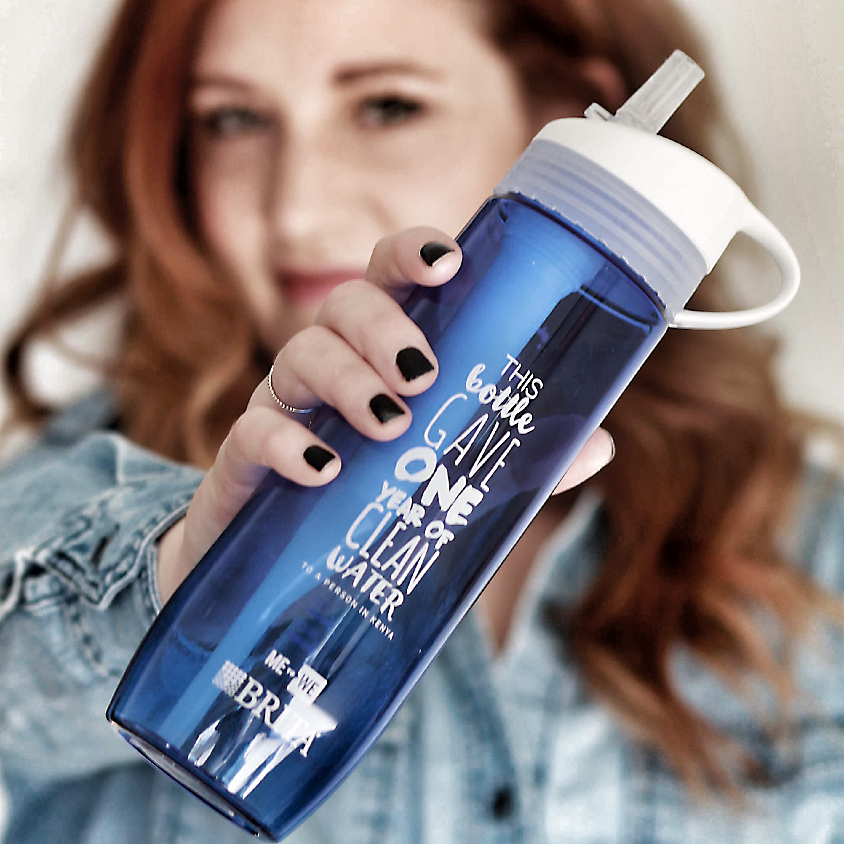 Brita Statement water bottle
