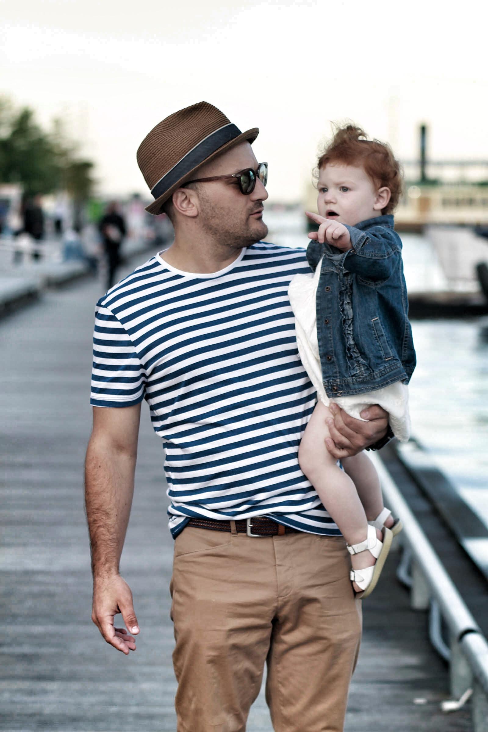 RW&CO Breton striped t-shirt