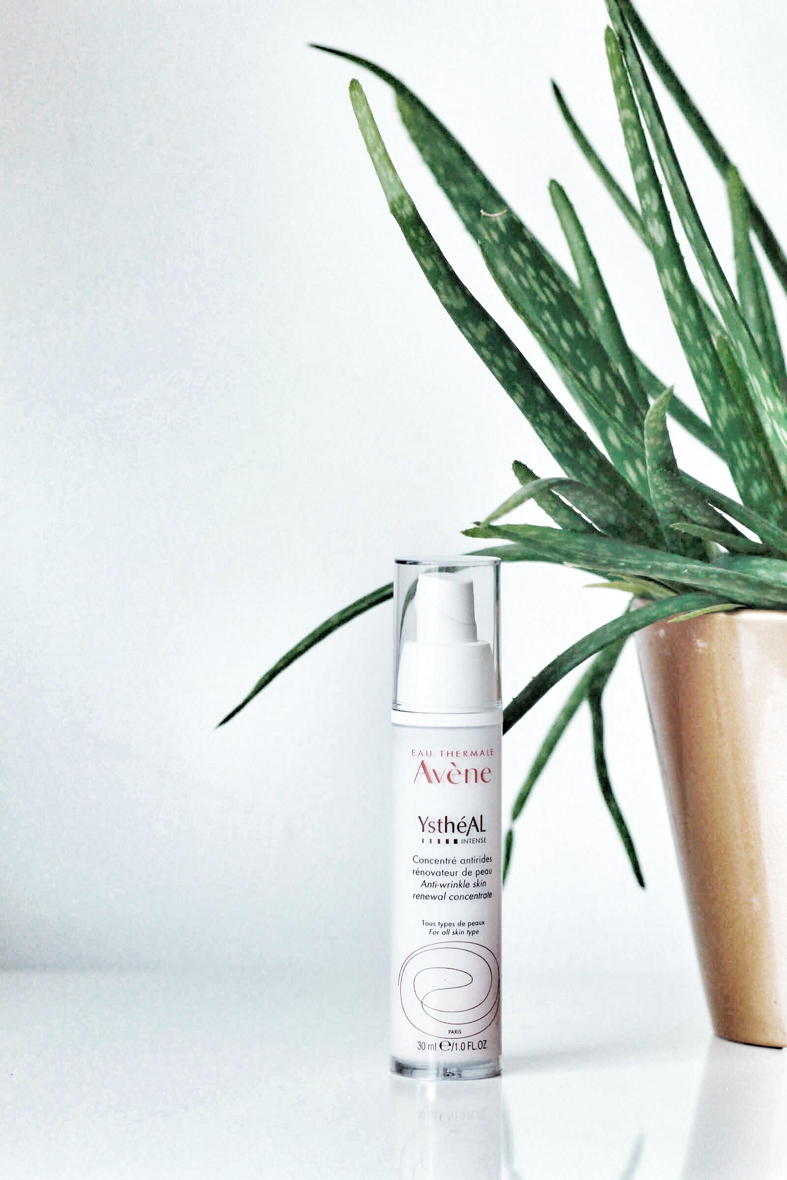 Avène YsthéAL Intense chemical peel cream